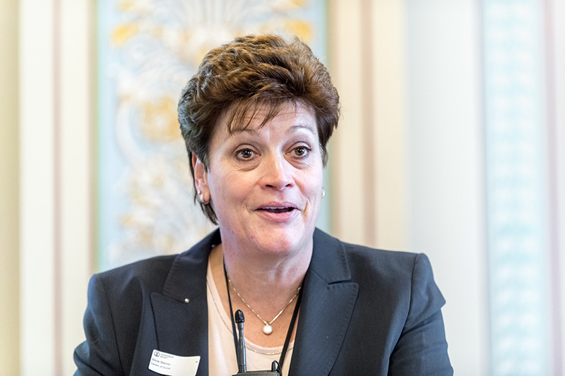 Silvia Steiner, Canton of Zurich, Government Councilor and President of the Board of the University