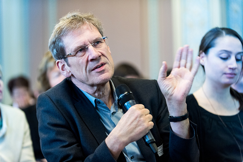 Klaus Jonas, UZH, Chair of Social and Business Psychology