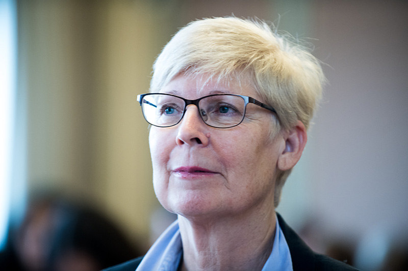 Christiane Löwe, UZH, Gender Equality Officer