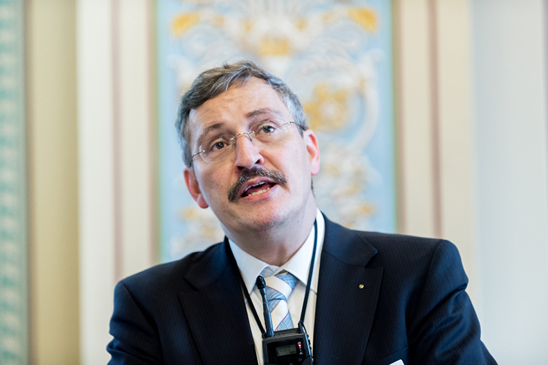 Michael O. Hengartner, President of UZH